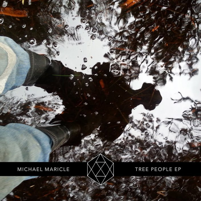 "Michael Maricle ""Tree People EP"" - BLESSEP001"