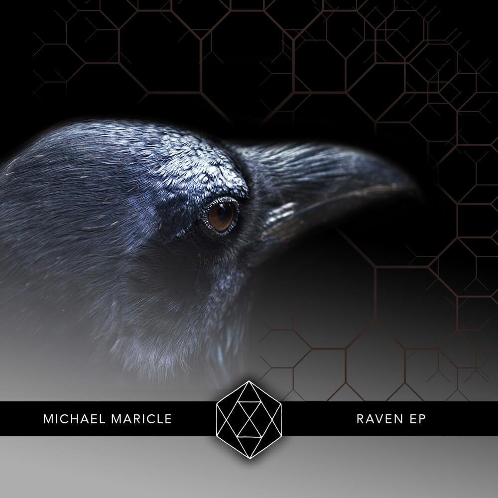 "Album art for Michael Maricle ""Raven EP"""